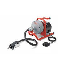 Drain Cleaning Corded Machine