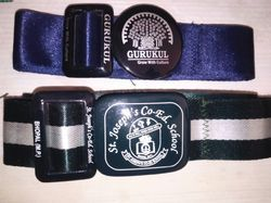 School Satin Belt