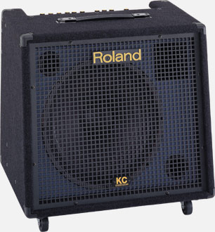 Kc 550 (stereo Mixing Keyboard Amplifier)