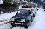 Leh To Srinagar Jeep Safari Packages