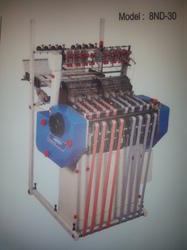 Zipper Tape Needle Loom Machine
