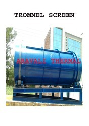 Trommel Screens for Cement Industry
