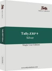 Tally ERP 9 Silver (Business Management Software)