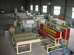 EPE Foam Cutting Machine