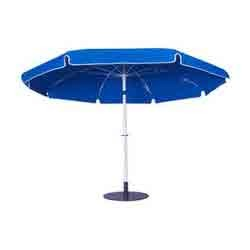 Single Color Beach Umbrellas