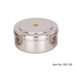 Stainless Steel Cookie Container