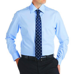 Blue Medium And XL Formal Shirt