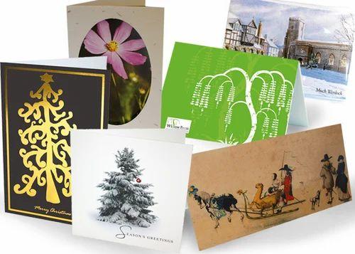 Christmas Card Printing.Greeting Card Printing Service ग र ट ग क र ड