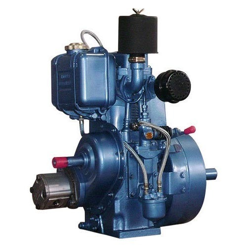 Self Start Petter Diesel Engine