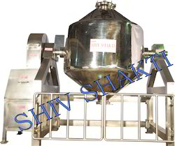 Pharma Double Cone Blender