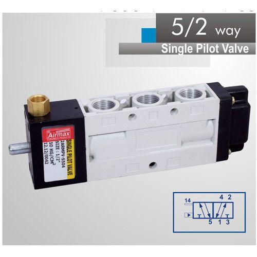 52 Way Single Pilot Valve at Rs 550 onwards Pilot Valves ID