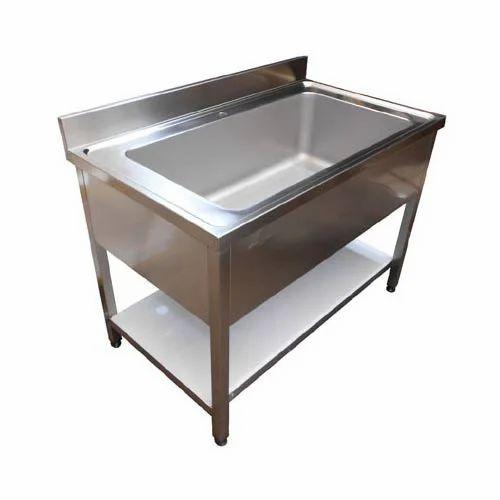 Merveilleux Pot Wash Sinks