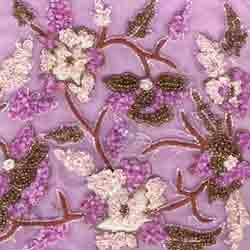 Embroidery Chennile Work