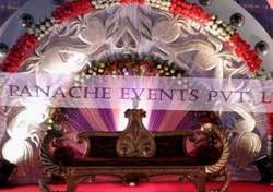 Stage Backdrop Management Service