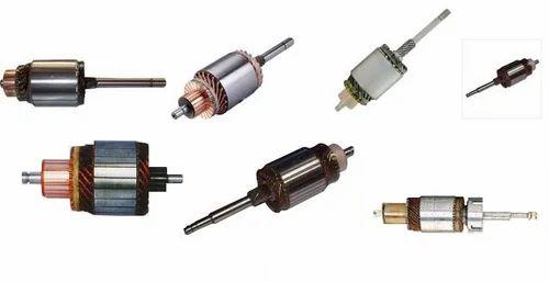 Starter Motor Component Self Starter Armatures