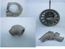 Aluminium Tractor Parts