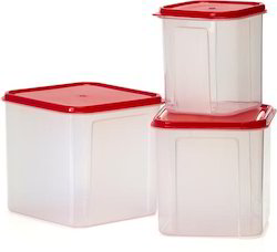 Long Transparent Plastic Containers