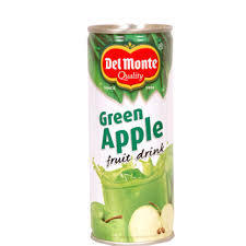 Del Monte Green Apple Fruit Drink  From Fieldfresh