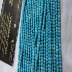 Turquoise Faceted Gemstone Beads