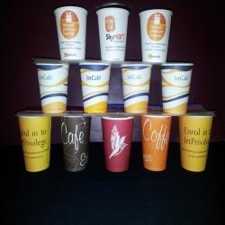 Disposable Printed Cup