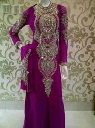 Fashion Swarovski Kaftan