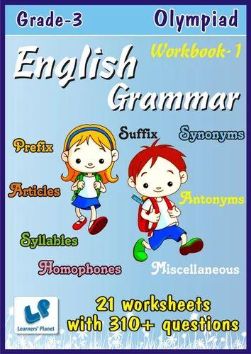 Grade 3 Olympiad English Grammar Workbook 1 À¤‡ À¤— À¤² À¤¶ À¤• À¤¤ À¤¬ À¤‡ À¤— À¤² À¤¶ À¤¬ À¤• À¤… À¤— À¤° À¤œ À¤• À¤• À¤¤ À¤¬ My I Book Store Ahmedabad Id 8027283633