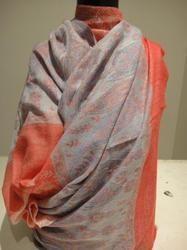 Fine Wool Silk Cashmere Scarves