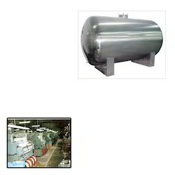 Storage Tank For Textile Industry