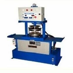 Paper Plate Making Pneumatic Machine
