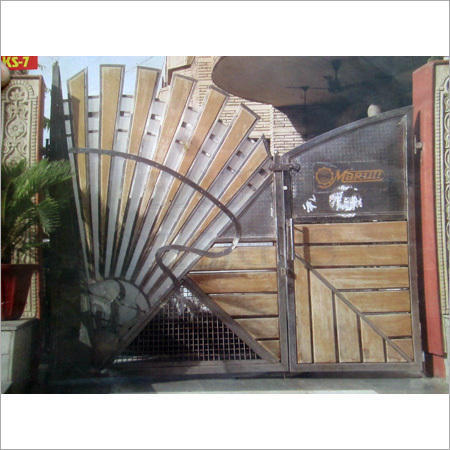 Ss Gate Designer Main Gate Manufacturer From Noida