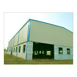 Prefabricated Metal Structures