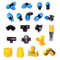 PE Pipe Fitting - PE Pipe Accessories Latest Price