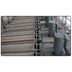 FRP Tanks With Scrubber System