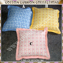 Cotton Cushion Collection