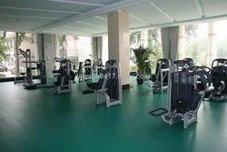 Gymnasium PVC Flooring