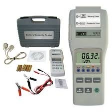 Digital Battery Tester Model 6363
