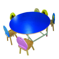 Round Kids Table