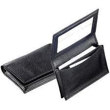 b1f8134f56b Leather Visiting Card Holder, Office Stationery & Calculator ...