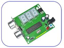 Ultrasonic Distance Measurement HC-SR04