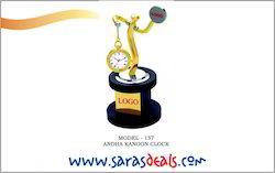 Andha Kanoon Clock Trophy