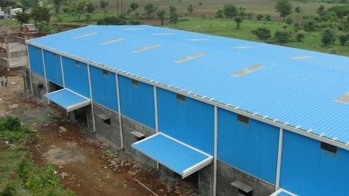 Pre Engineered Building Peb Industrial Shed Oem