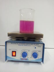 Zeal-Tech Magnetic Stirrer Model No. 9208