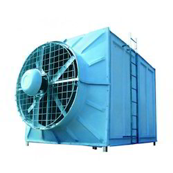 FRP Cross Cooling Tower