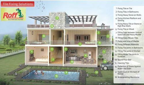 Pidilite-Roff Construction Chemicals - Advance Constructions