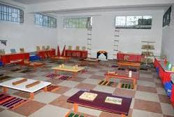 Spacious, Bright Classrooms