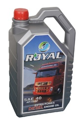Engine Oil SAE 40 Diesel