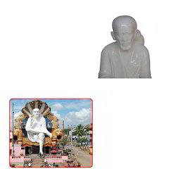 Lord Sai Baba Statue for Temple