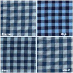 4.00 Oz Indigo Yarn Dyed Shirting Fabric