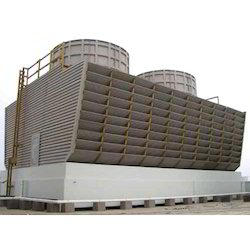 Timber Wooden Cooling Tower