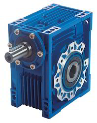 Aluminium Worm Gear Box